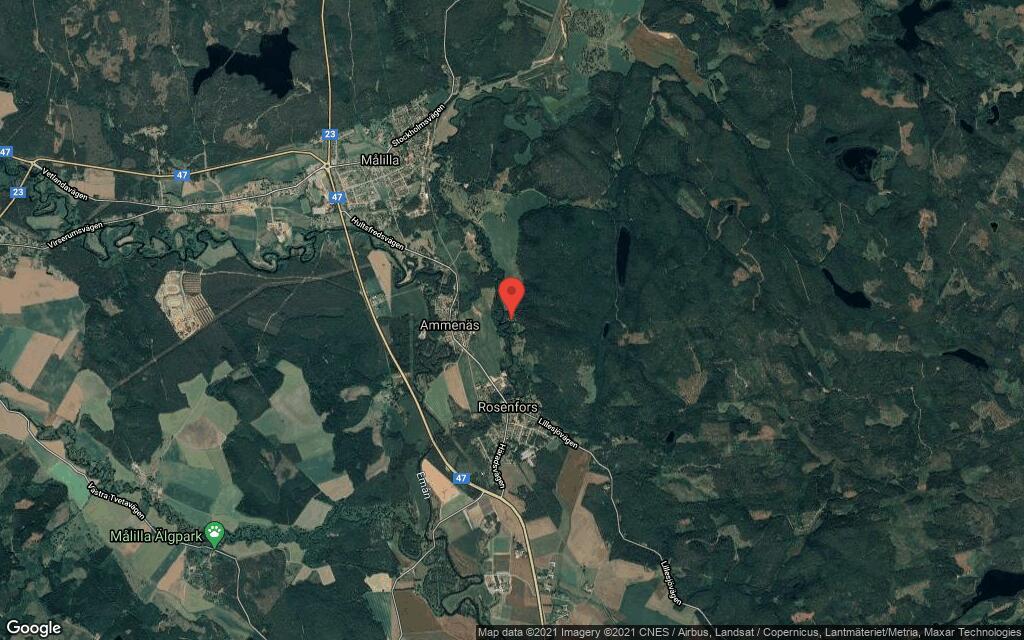 Fastighet i Målilla såld till ny ägare
