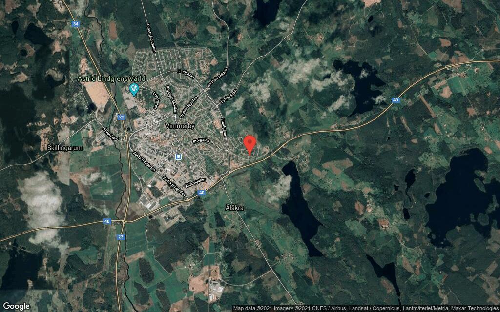 Nya ägare till 70-talshus i Vimmerby