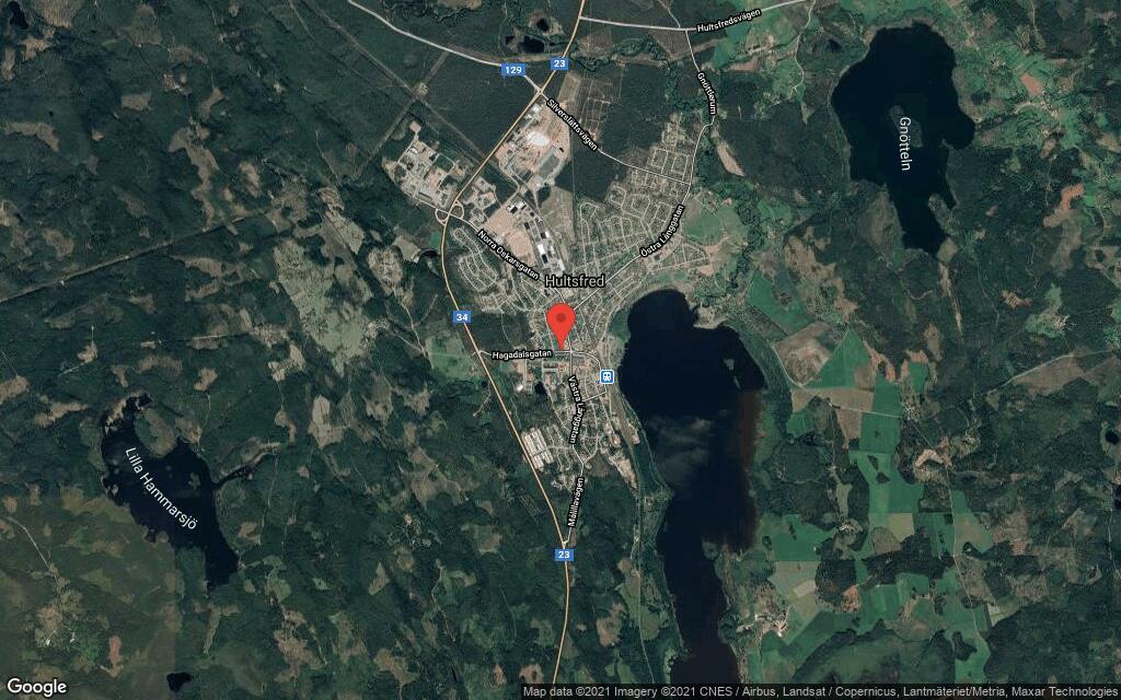 Huset på Hagadalsgatan 20 i Hultsfred sålt igen – andra gången på kort tid