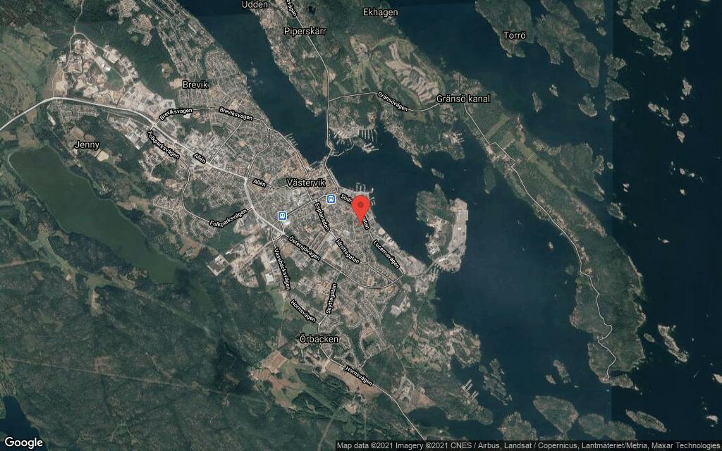 Huset på Högalidsgatan 6 i Västervik sålt igen – andra gången på kort tid
