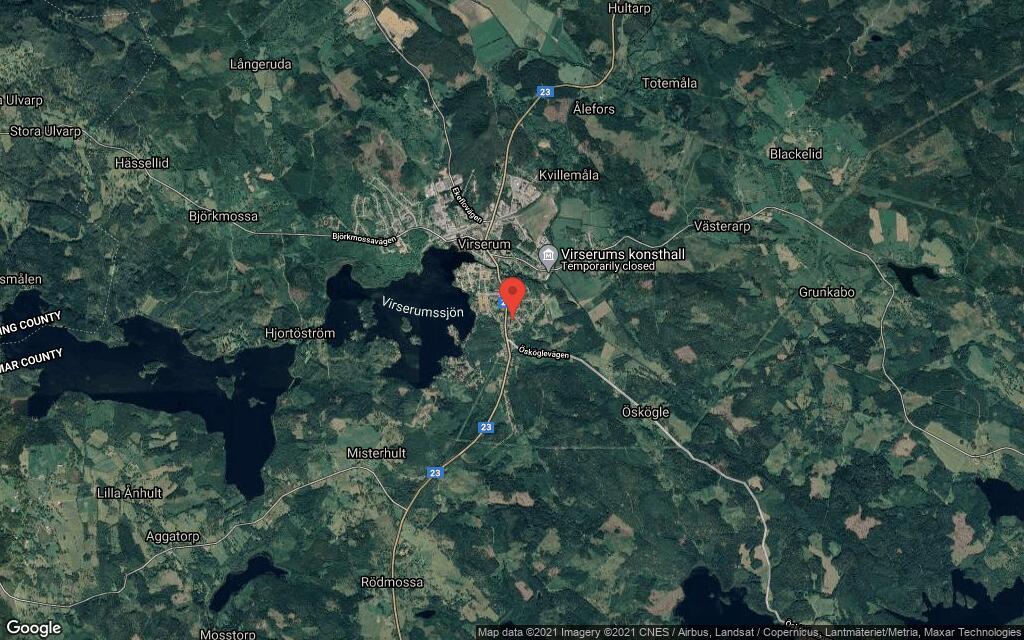 Huset på Källgatan 6 i Virserum sålt igen – andra gången på kort tid