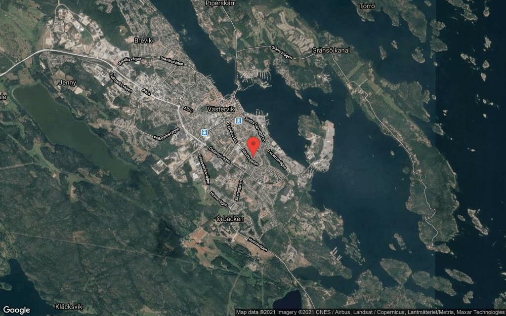 Äldre hus på 90 kvadratmeter sålt i Västervik
