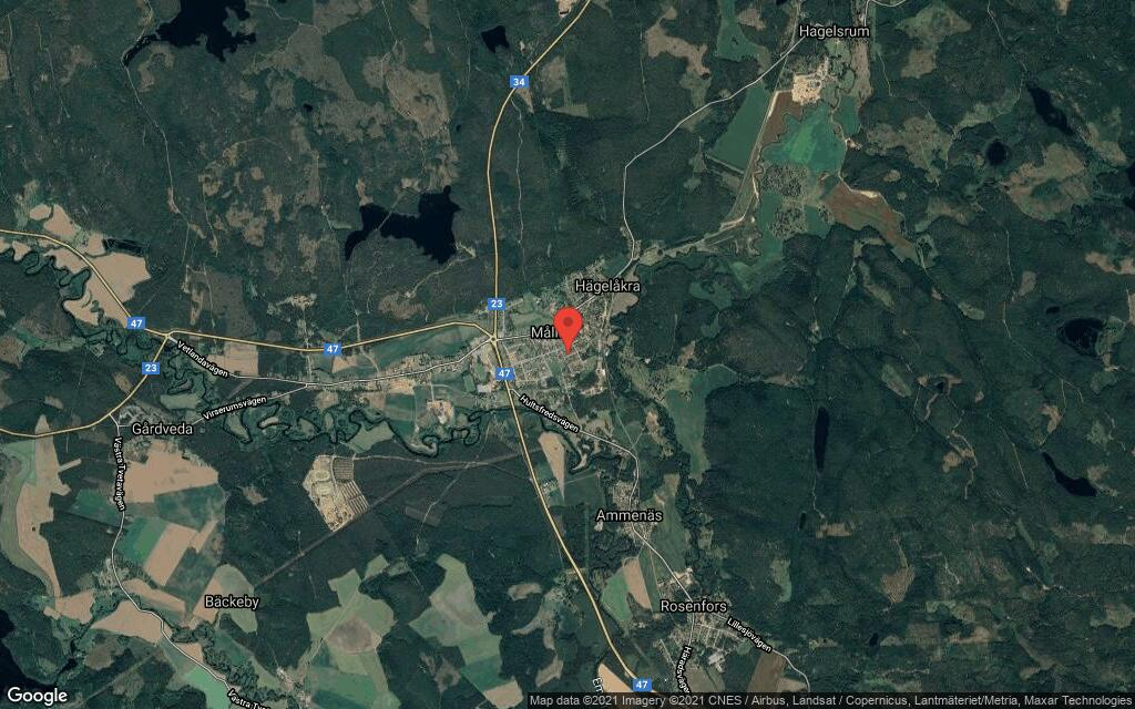 50-talshus på 89 kvadratmeter sålt i Målilla