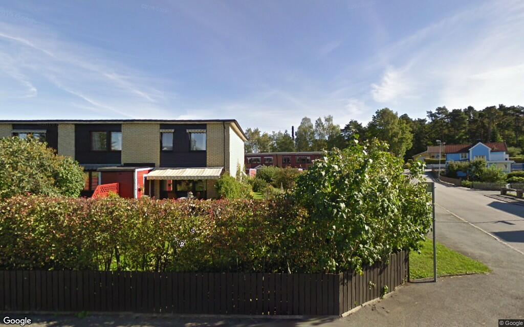 Radhus på 116 kvadratmeter i Västervik har fått ny ägare