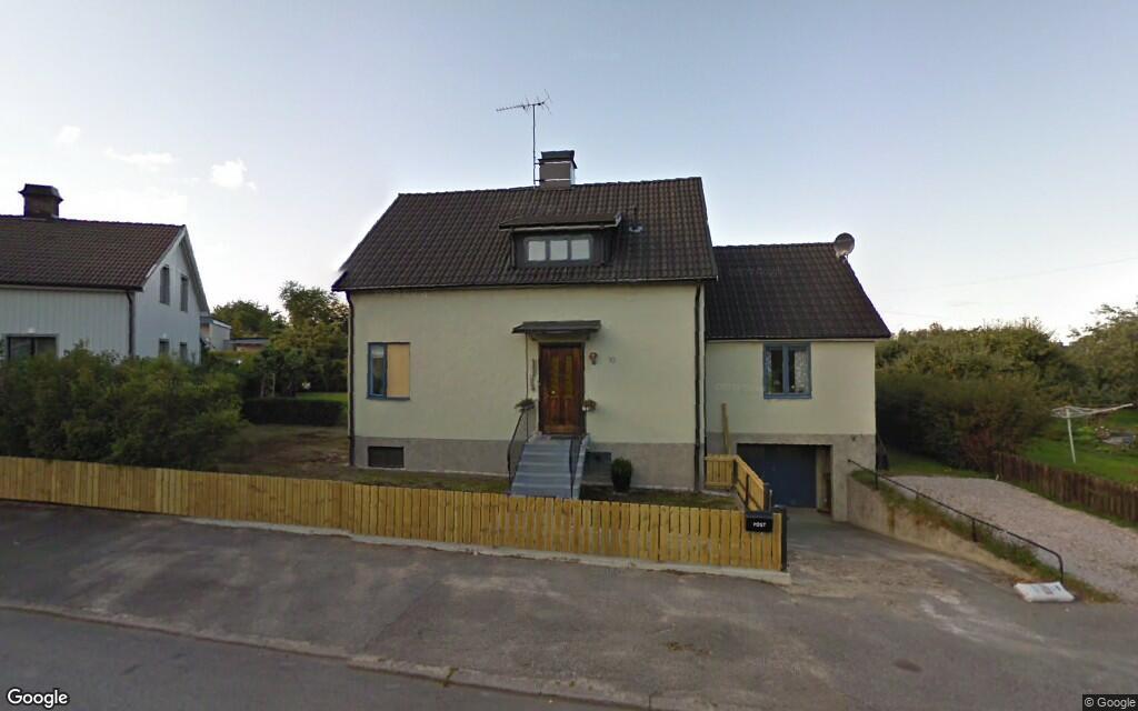 156 kvadratmeter stort hus i Västervik sålt till nya ägare