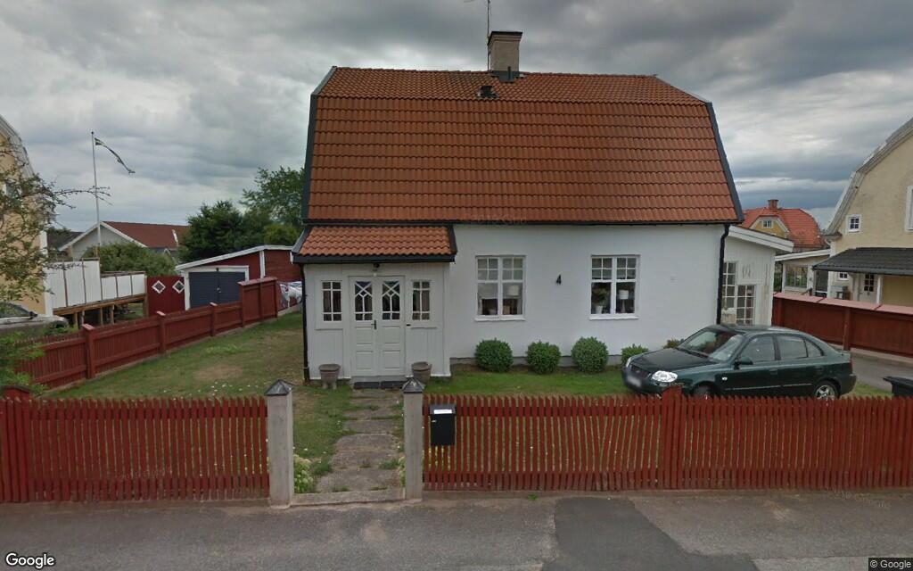 42-åring ny ägare till äldre villa i Vimmerby