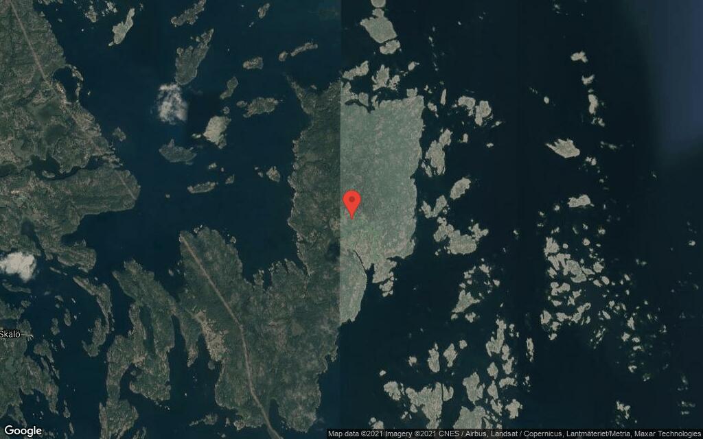 Huset på Östra Eknö Björkkärret 1 i Gunnebo får nya ägare