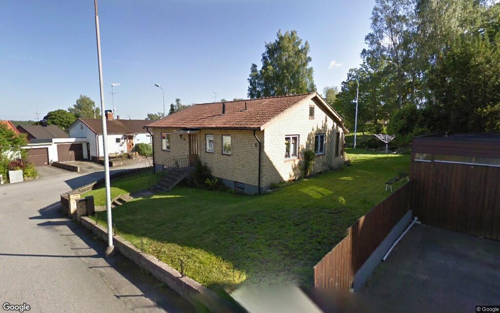 136 kvadratmeter stort hus i Västervik sålt