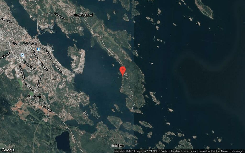 Mindre hus på 54 kvadratmeter sålt i Västervik