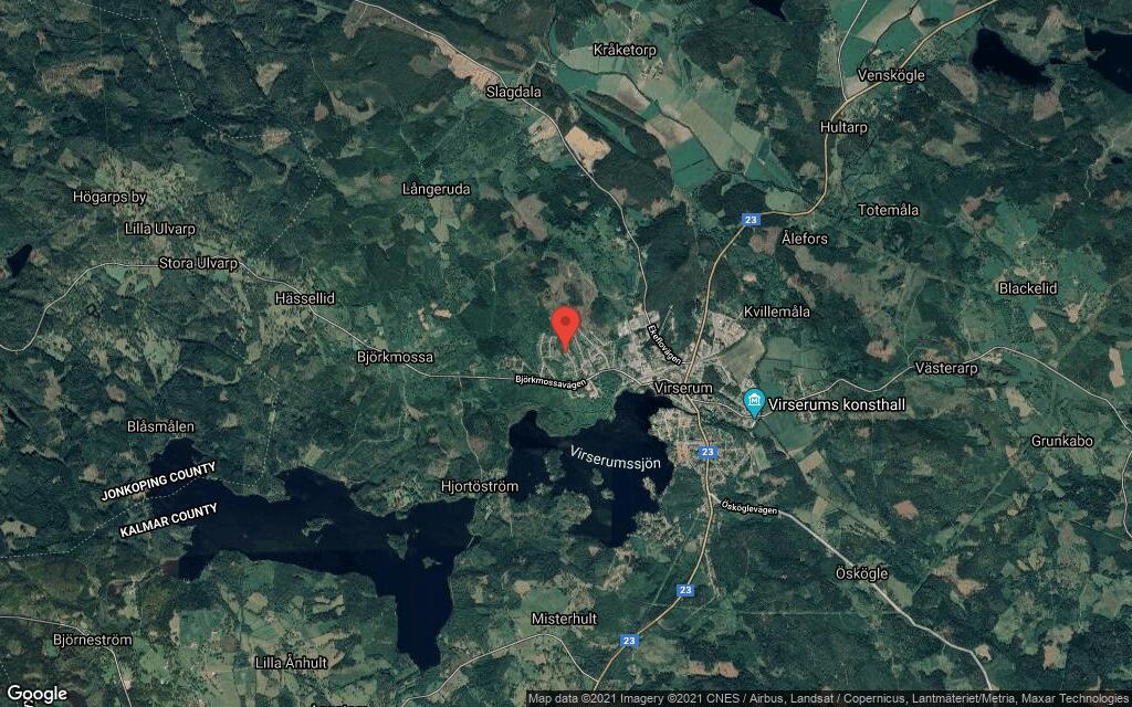 106 kvadratmeter stort hus i Virserum sålt till nya ägare