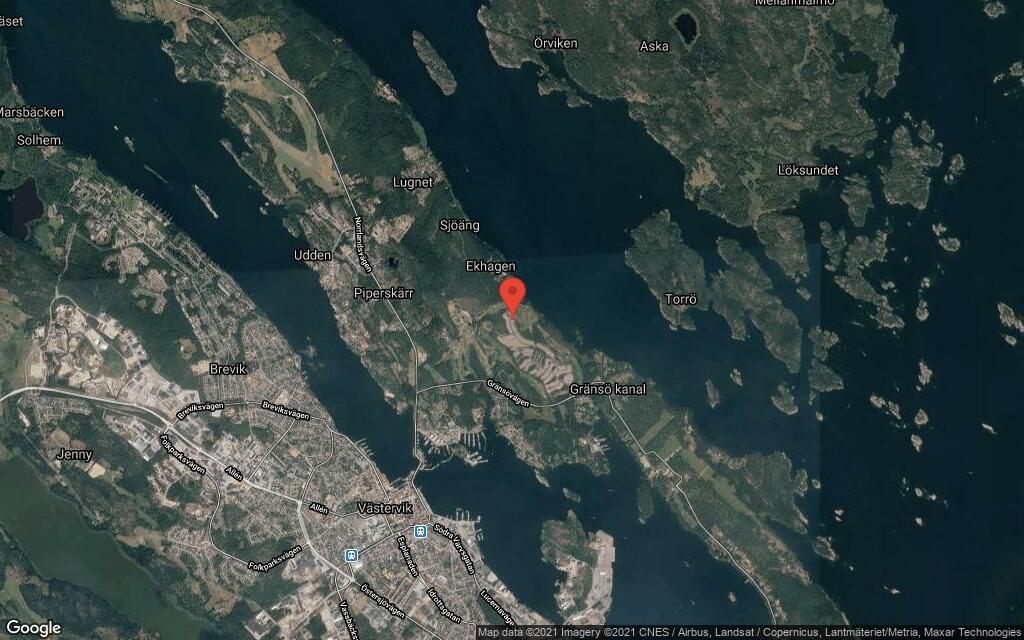Nya ägare till tomt i Västervik