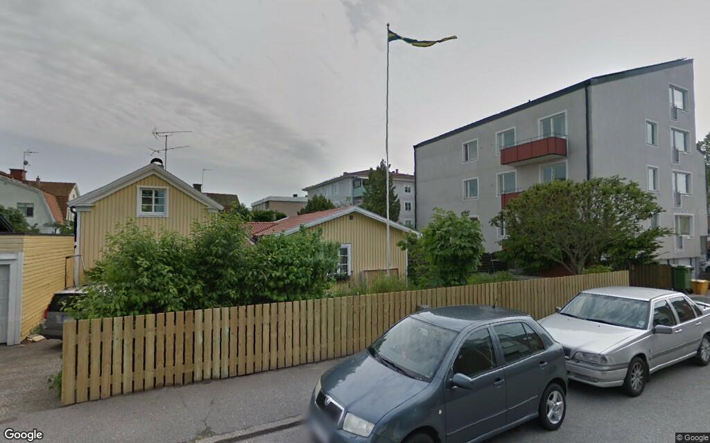140 kvadratmeter stort hus i Västervik sålt
