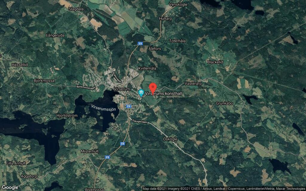 86 kvadratmeter stort hus i Virserum sålt