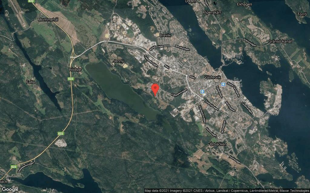 138 kvadratmeter stort hus i Västervik sålt till nya ägare