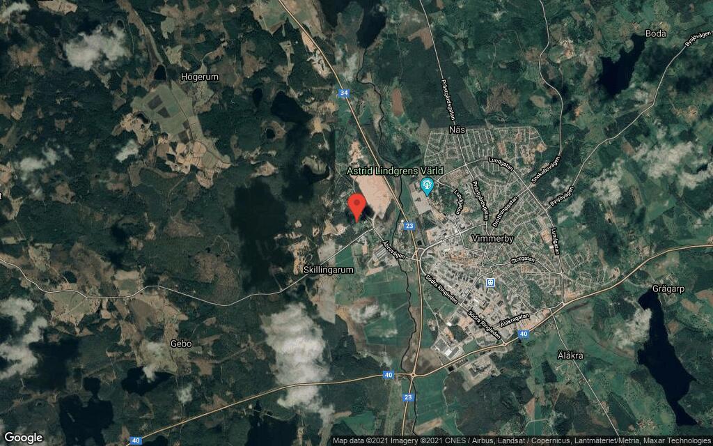 23-åring ny ägare till fastigheten på Petersborgsvägen 3 i Vimmerby