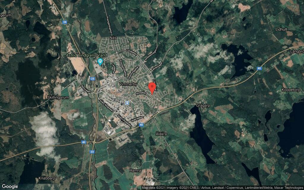 Nya ägare till 60-talshus i Vimmerby