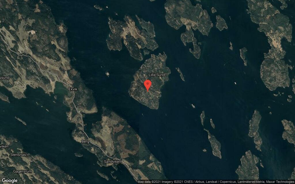 49 kvadratmeter stor stuga i Västervik såld till nya ägare