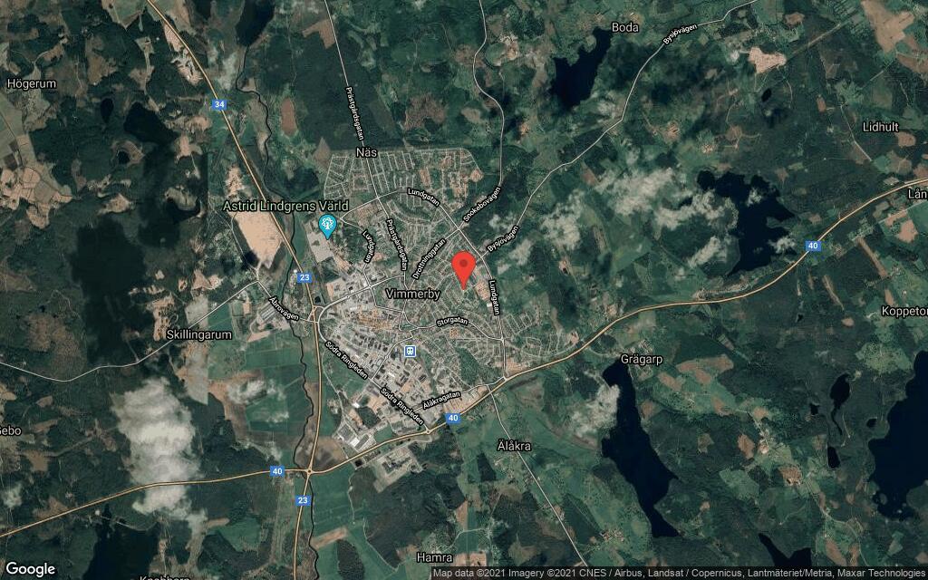 Tomtmarker i Vimmerby har fått ny ägare