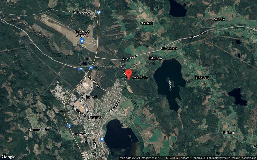 Fastigheten på Gnöttlerum Karlsberg i Hultsfred har fått ny ägare