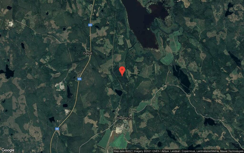 Fastigheten på Uppsala 2 i Målilla såld för 5600000 kronor