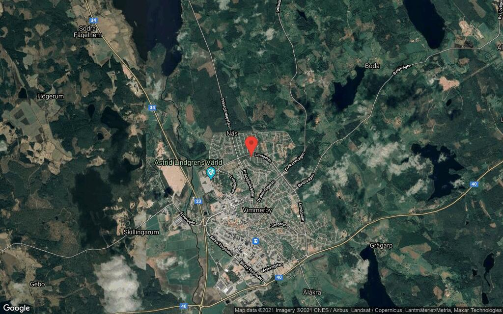 Huset på Almgränden 1 i Vimmerby sålt för andra gången på kort tid