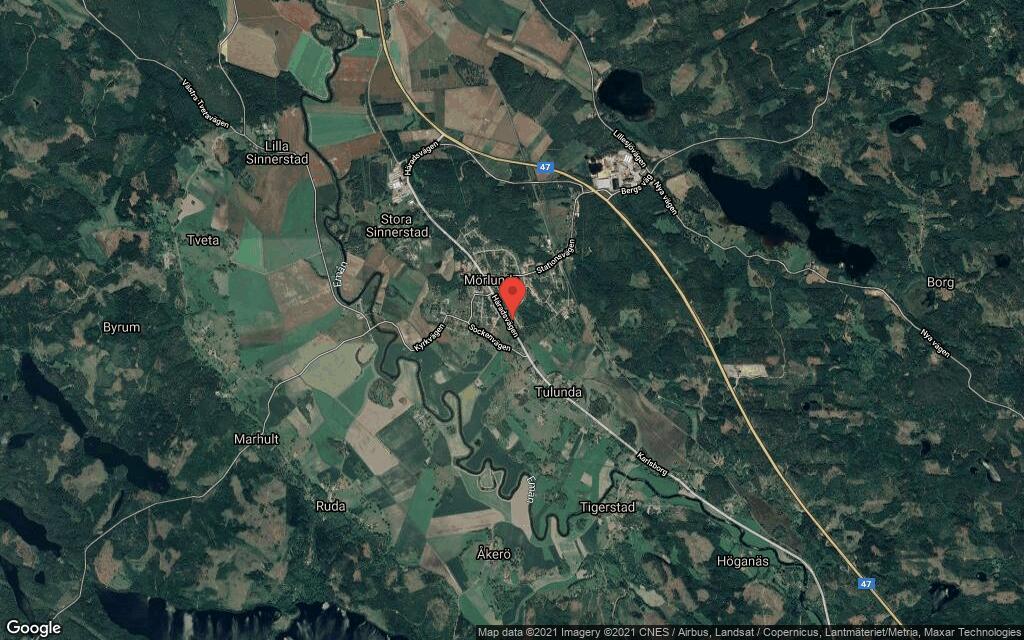 Ny ägare till 88 kvadratmeter stort hus i Mörlunda