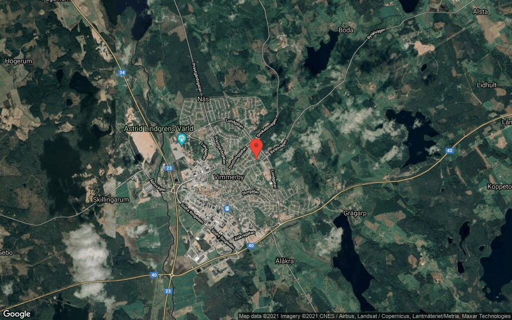 50-talshus i Vimmerby har fått nya ägare