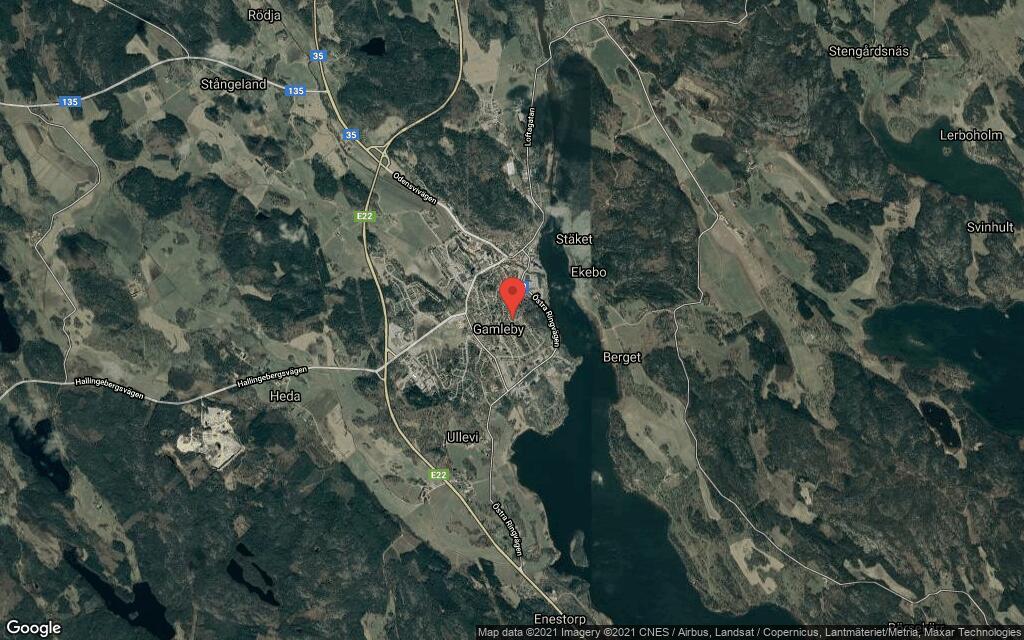 40-talshus på 65 kvadratmeter sålt i Gamleby