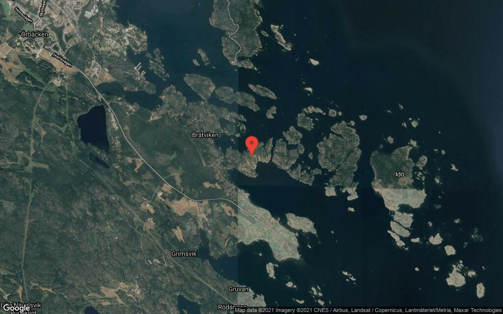 Ny ägare till fastigheten på Grönövägen 34 i Västervik