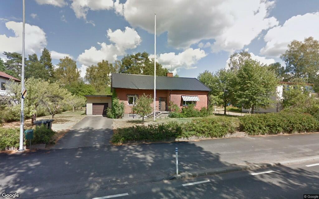 Fastigheten på postadress Storgatan 4 i Järnforsen har bytt ägare