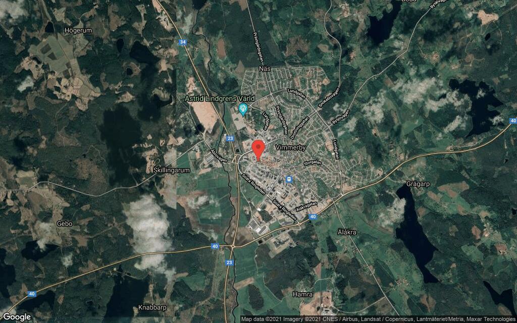 283 kvadratmeter stor villa i Vimmerby såld till ny ägare