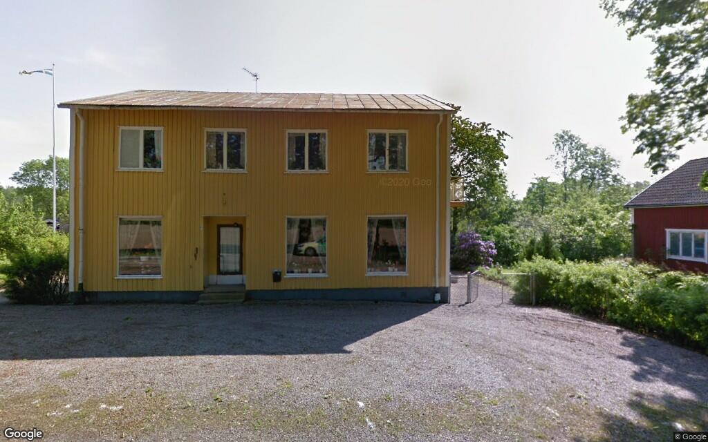 Huset på Korsgrindsallén 9 i Odensvi sålt för andra gången på kort tid