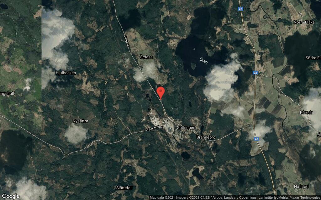 160 kvadratmeter stort hus i Gullringen sålt till nya ägare