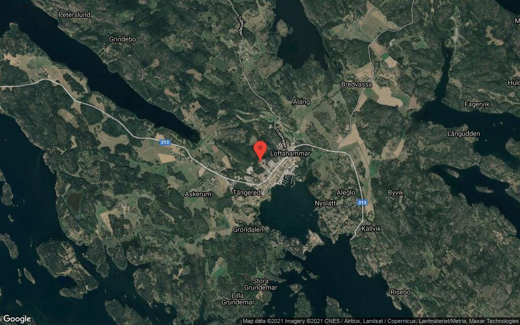 99 kvadratmeter stort hus i Loftahammar sålt till nya ägare