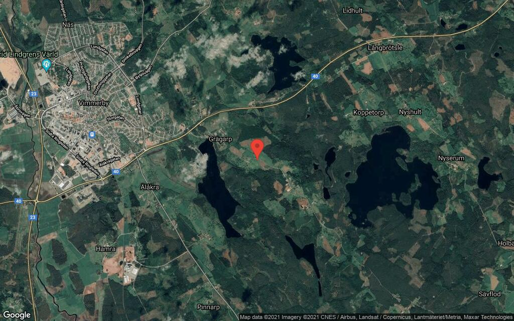 Gård i Vimmerby har fått nya ägare