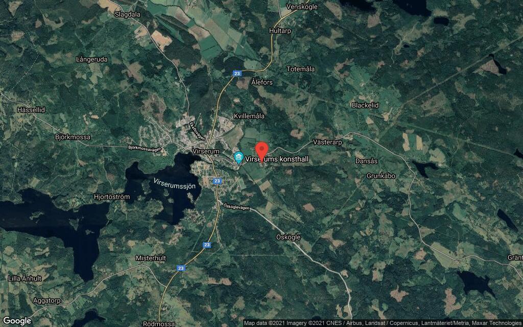 Huset på Pilvägen 5 i Virserum sålt för andra gången på kort tid