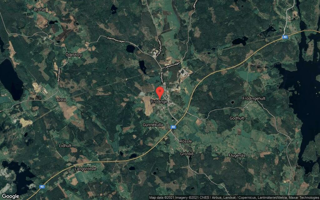 259 kvadratmeter stor villa i Frödinge, Vimmerby såld till nya ägare