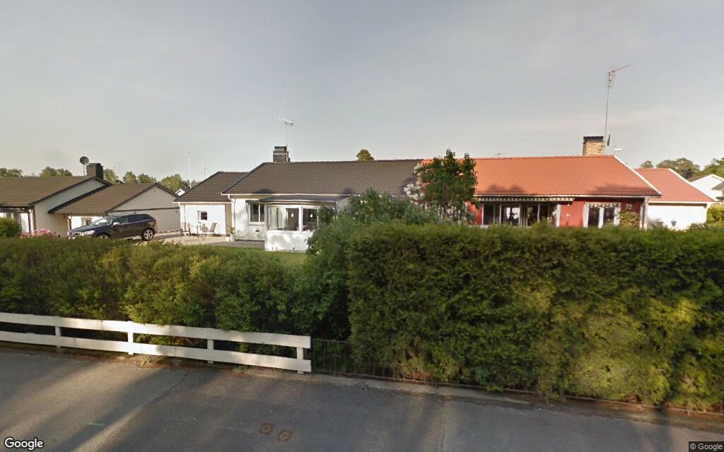 86 kvadratmeter stort kedjehus i Västervik sålt