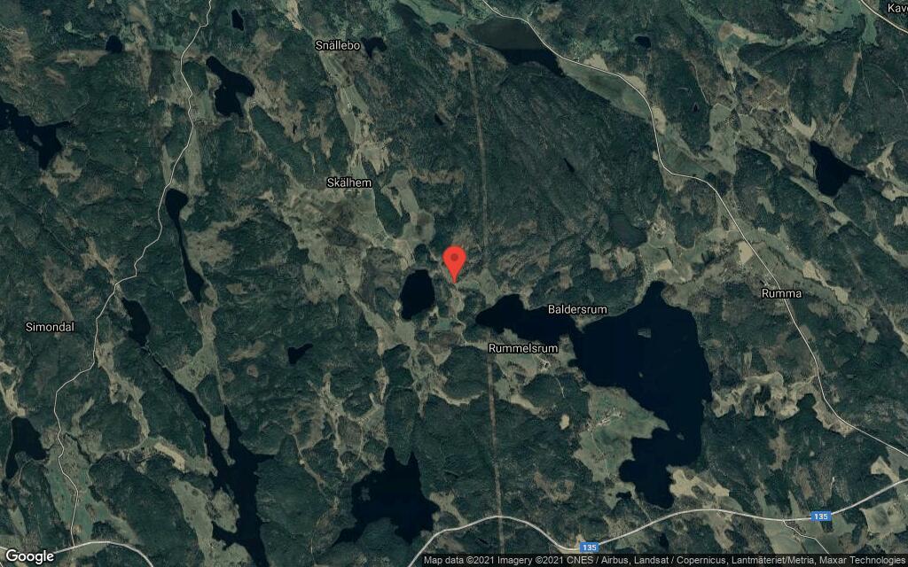 3260000 kronor för skogsmark i Gamleby