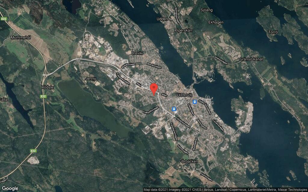Hus på 120 kvadratmeter från 1924 sålt i Västervik