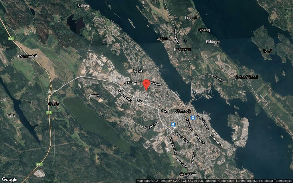 Hus i Västervik har fått ny ägare