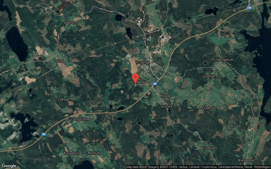 95 kvadratmeter stort hus i Vimmerby sålt till nya ägare