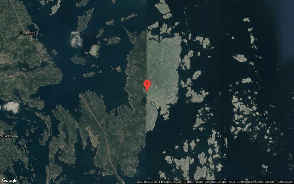 1400000 kronor för skogsmark i Gunnebo