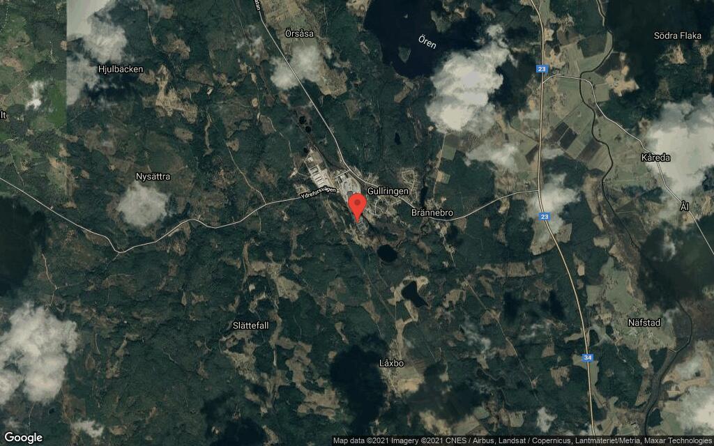 Kedjehus på 78 kvadratmeter i Gullringen har fått nya ägare