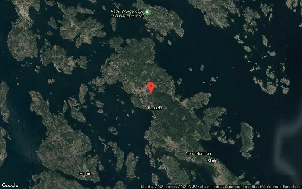 Stuga i Västervik har fått ny ägare