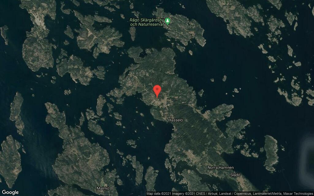 38 kvadratmeter stor stuga i Västervik såld
