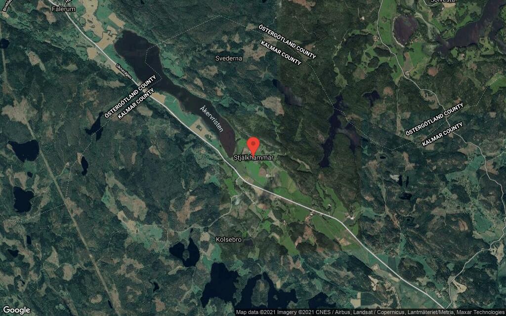 45-åring ny ägare till fastigheten på Stjälkhammar Fjärnsgården i Edsbruk