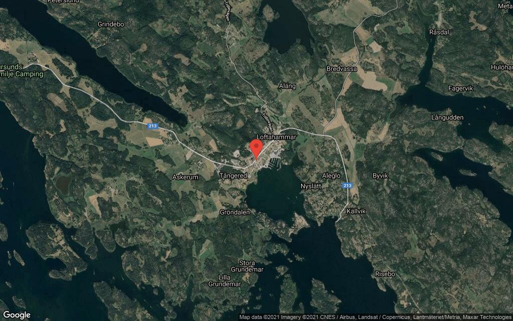 Ägarbyte för fastigheten på Bjursundsvägen 30 i Loftahammar