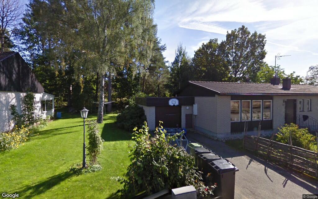 114 kvadratmeter stort hus i Västervik sålt