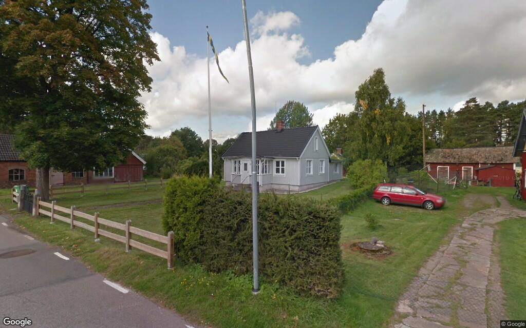 Nya ägare till äldre hus i Påryd